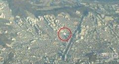 首尔上空惊现UFO!被客机乘客拍到