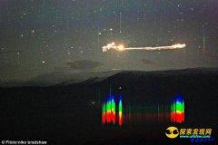 挪威山谷神秘空中火球之谜揭开
