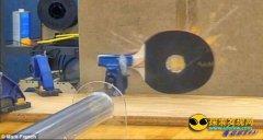 美工程师新玩法:超音速乒乓球穿透球拍