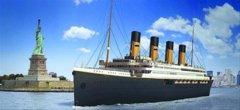 """""""泰坦尼克2""""号蓝图公布 将采用新技术保证安全性"""