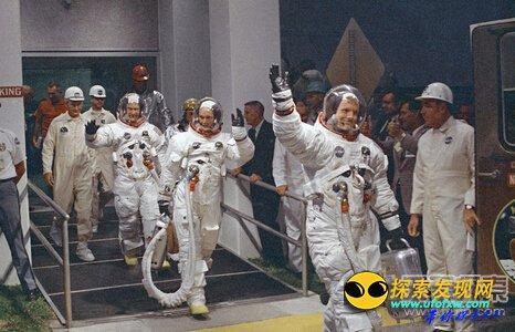 人类首次登月6大惊天内幕:遭UFO跟随