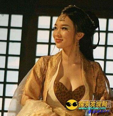 揭中国古代八大亡国妖女