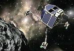 人类探测器首次成功登彗星