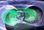 地球有神秘隐形保护盾保护