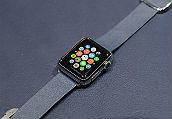 苹果手表AppleWatch实拍