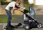 世界时速80公里的婴儿车