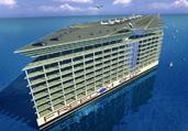 美公司设计可容纳5万居民漂